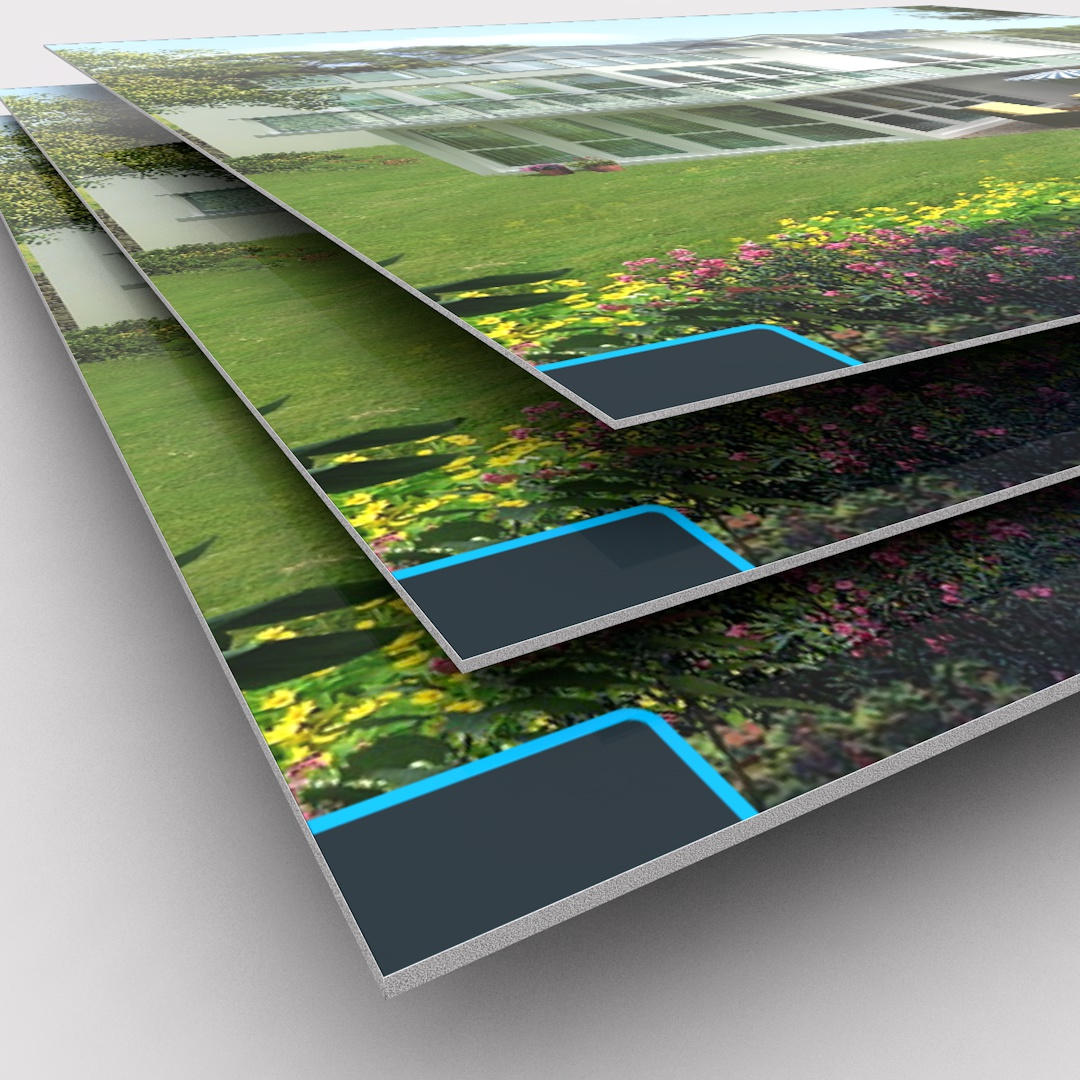 Plattendruck - Großformate (ab 100 x 100 cm)