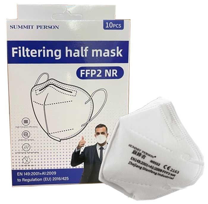Maske FFP2 CE 2163 10er Pack