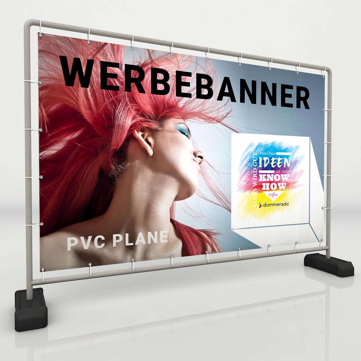 PVC Banner günstig drucken lassen