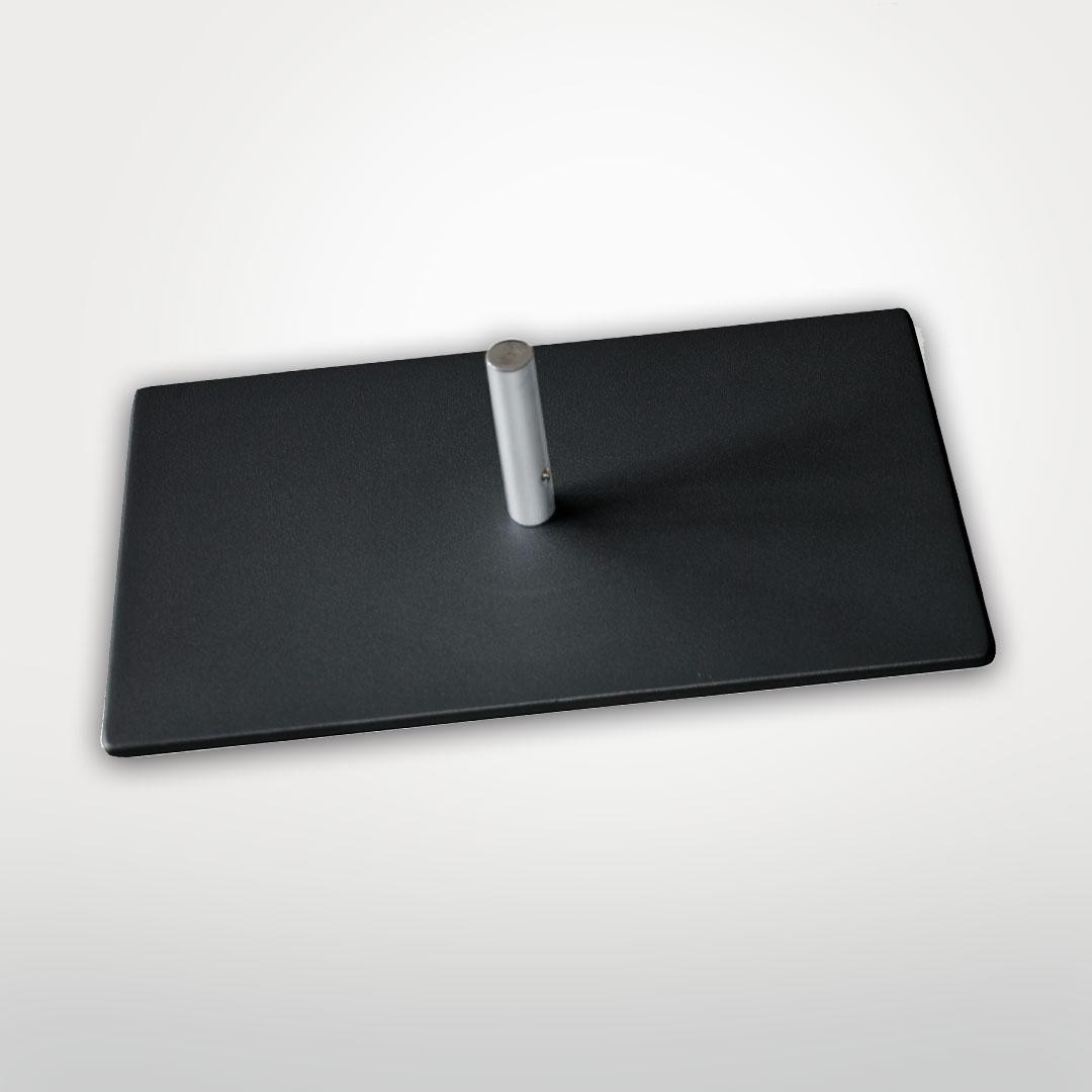 Bodenplatte 30 x 18 cm | 2,5 kg