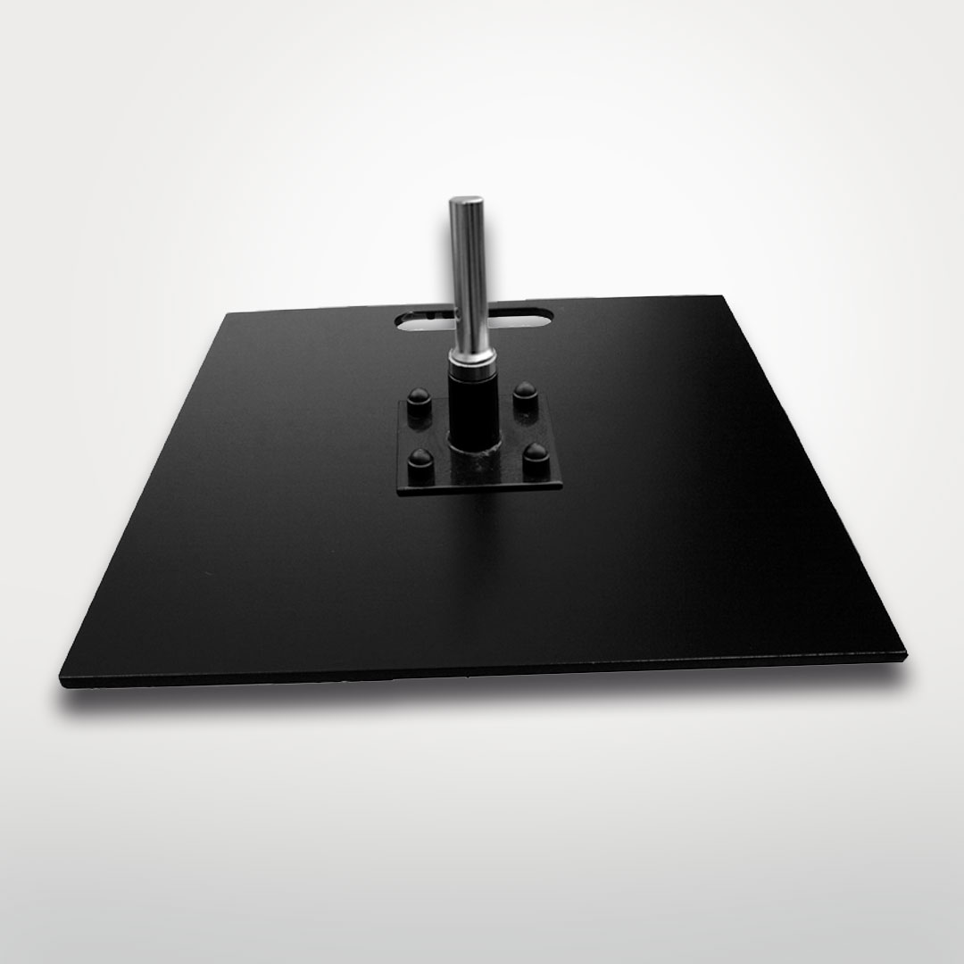 Bodenplatte 50 x 50 cm | 15 kg