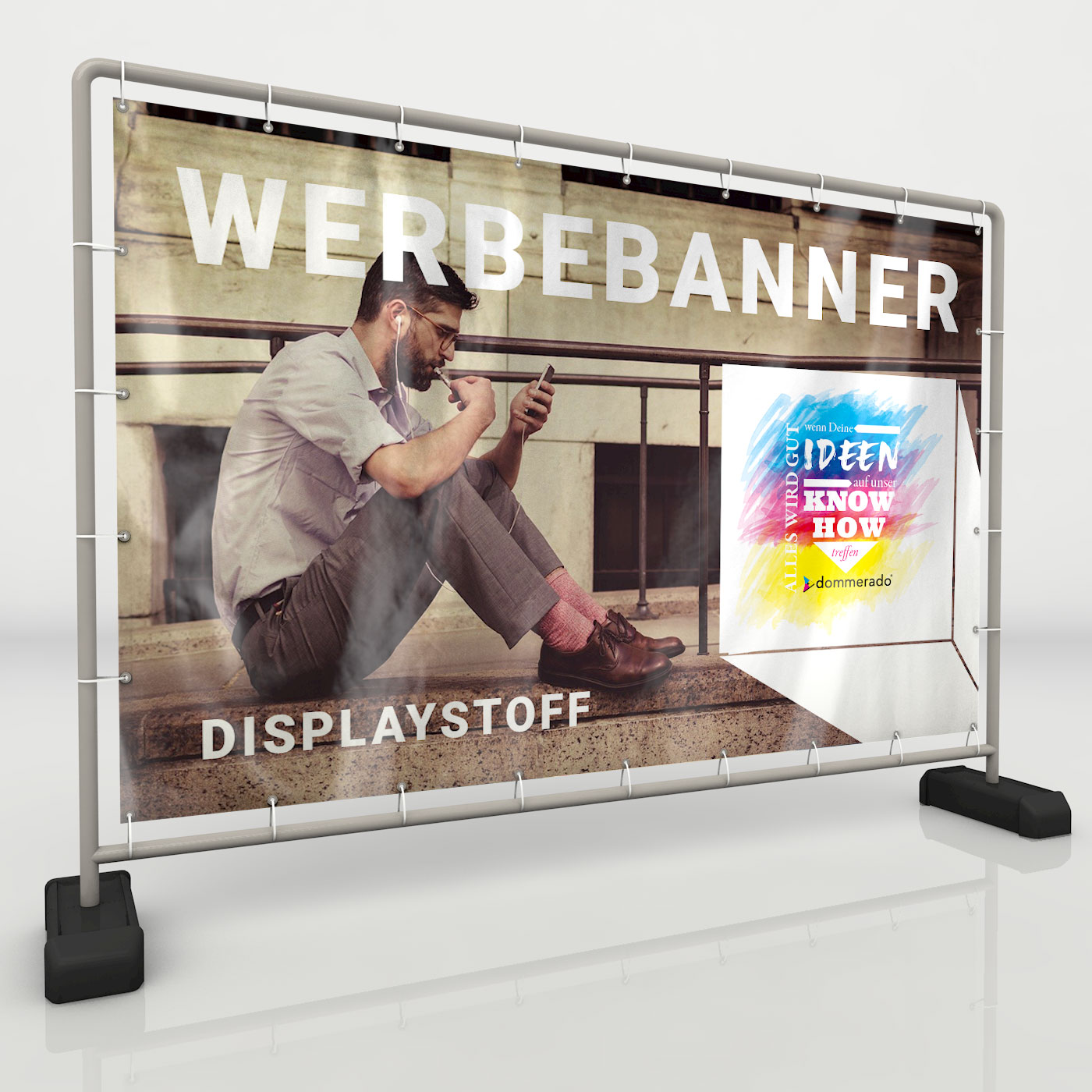Displaystoff Banner
